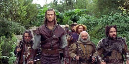 Chris Hemsworth i Snow White and the Huntsman